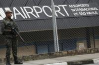 Airport Security: Peru and Brazil