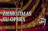 Žiemojimas su opera