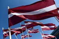Latvijas valsts himna