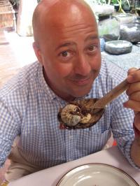 Необычная еда с Эндрю Зиммерном