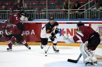 PČ hokejā. Latvija–Čehija